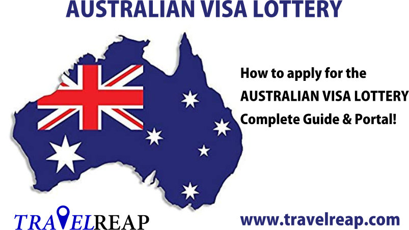 Australian Visa Lottery Application Form & Portal – 2019