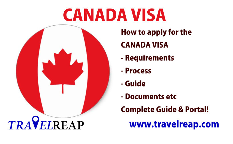 Canada Visa Application Online, Fees, Requirements in Nigeria