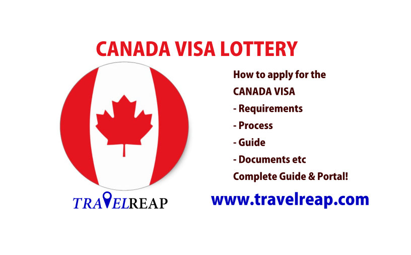 Canada Visa Lottery Application Form Registration, Official website, Eligible Countries, Portal, Application Agents, immigration, Portal >>