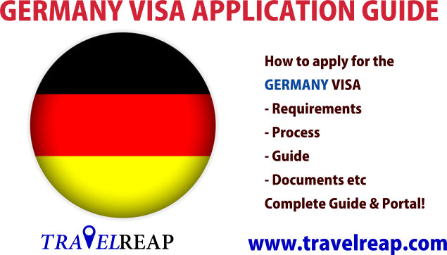 Germany Visa Application Form Process & Requirements in Nigeria
