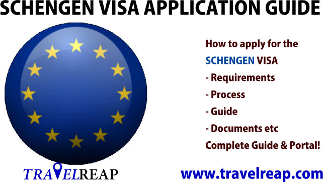 Schengen Visa Online Application Form & Requirements in Nigeria