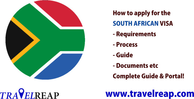 South African Visa Application Form & Requirements for Nigerians