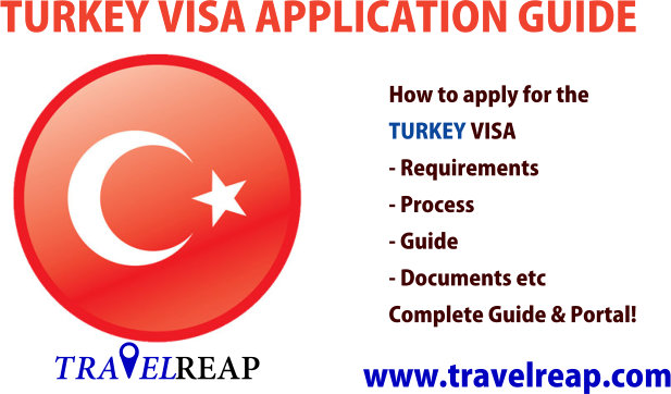 Turkey Visa Online Application Form & Requirements in Nigeria
