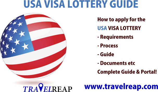 US American Visa Lottery Application Guide & Requirements