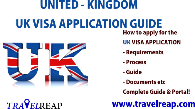 UK Visa Application Form, Requirements, Login, Fees in Nigeria