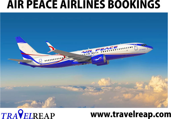 Air Peace Airlines Bookings Flight Ticket Prices in Nigeria