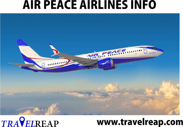 Air Peace Airlines Nigeria Review, Flight, Office, Check In