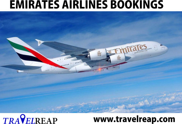 Emirates Airlines Bookings Flight Ticket Prices in Nigeria