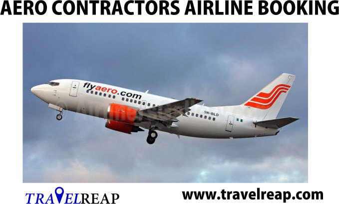 Aero Contractors Airlines Bookings Flight Ticket Prices in Nigeria