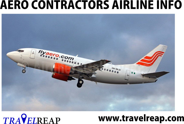 Aero Contractors Airlines Nigeria Info, Review, Flight, Office