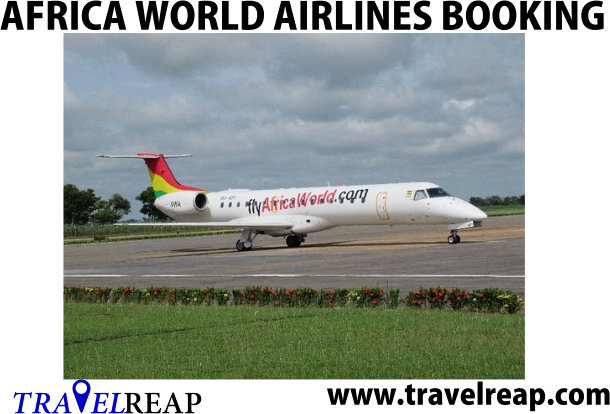 Africa World Airlines Bookings, Prices, Flight, Ticket, Review