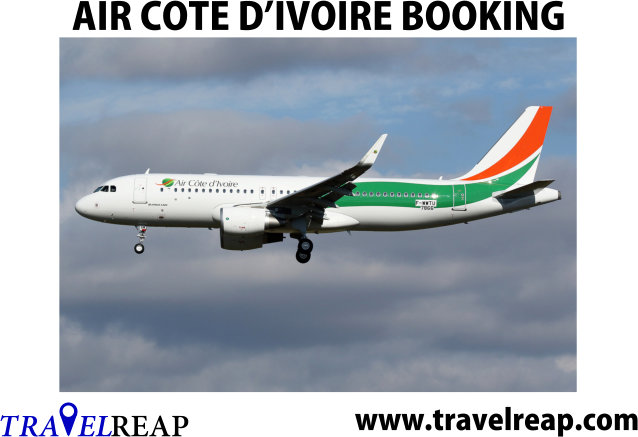 Air Cote D'ivoire Airline Booking See Cheapest Flight Deals
