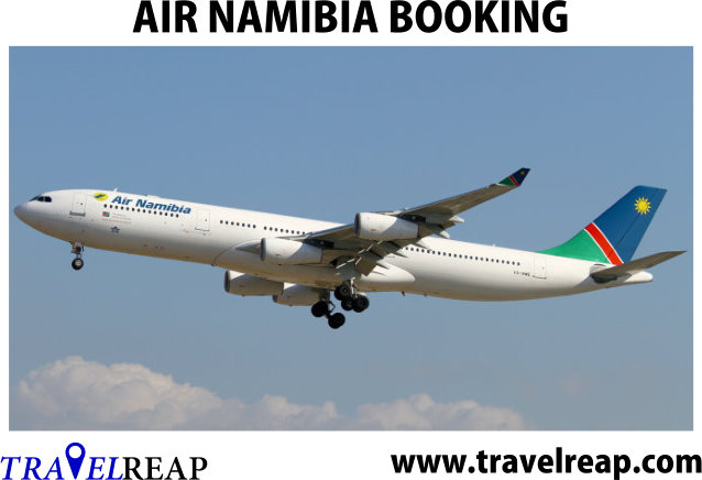 Air Namibia Bookings Online Check In, Flight Schedules