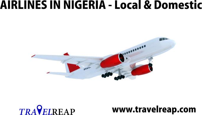 Airlines In Nigeria Local & International Airlines flights operating In Nigeria List