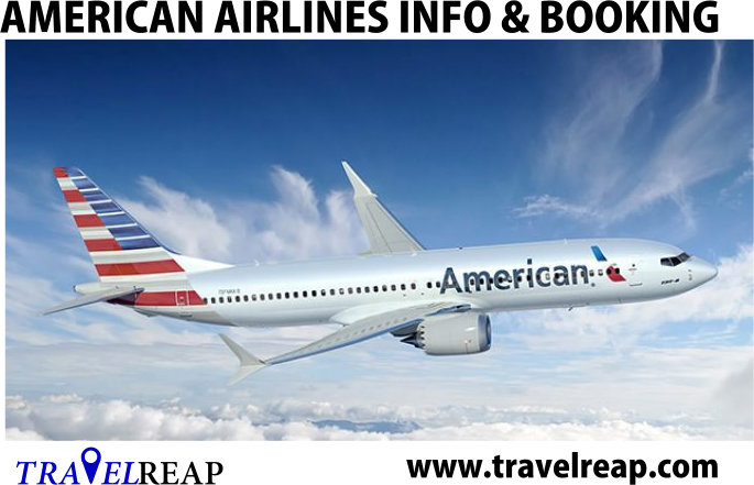 American Airlines Bookings Cheap Flight Tickets, Reviews