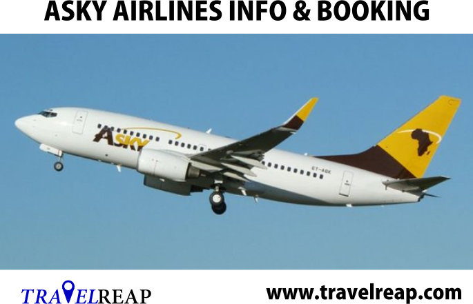 Asky Airlines Flight Bookings Ticket Deals Offers