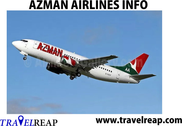 Azman Airlines Nigeria Info, Review, Flight, Office, Check In