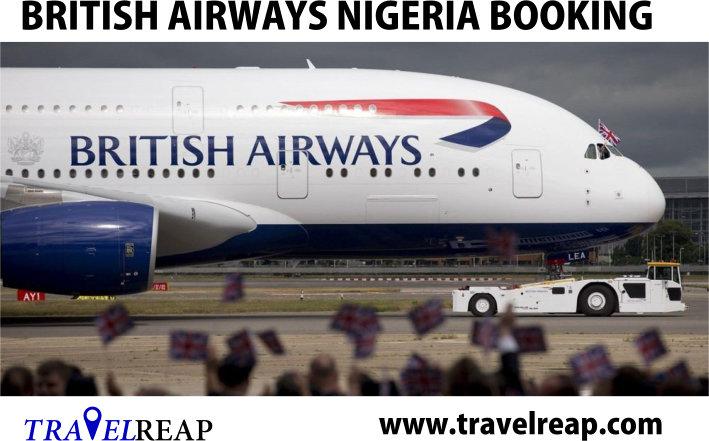 British Airways Nigeria Book Flights, Check In, Cargo, Offices