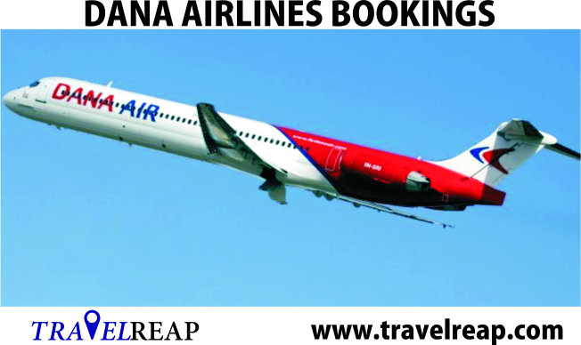 Dana Airlines Bookings Flight Ticket Prices in Nigeria