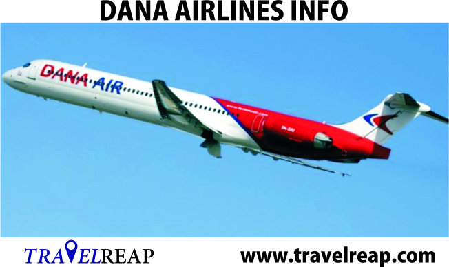 Dana Airlines Nigeria Review, Flight, Office, Check In