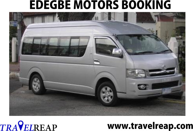 Edegbe Motors Online Booking, Prices Lists & Terminals