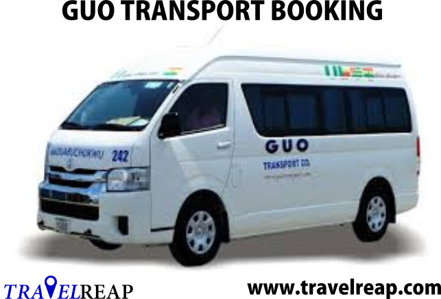 Guo Transport Company Online Booking, Terminals & Prices