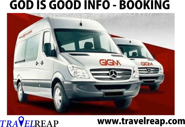 God is Good Motors (GIGM.COM) Online Booking, Prices Lists, Terminals