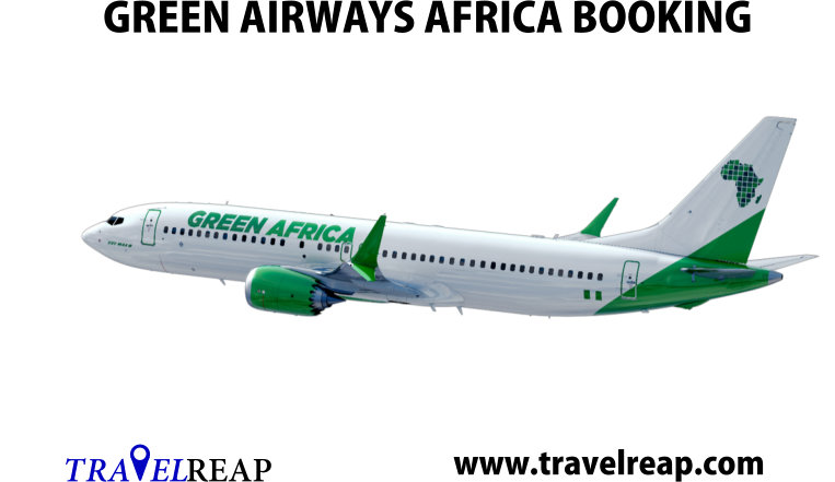 Green Africa Airways Bookings Cheapest Flight Ticket Deals