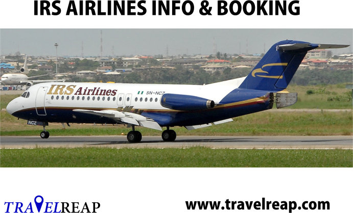 Irs Airlines Nigeria Bookings, Cheap Flight Ticket, Contact