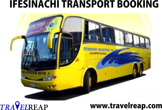 Ifesinachi Transport Motors, Online Booking, Price List, Terminal
