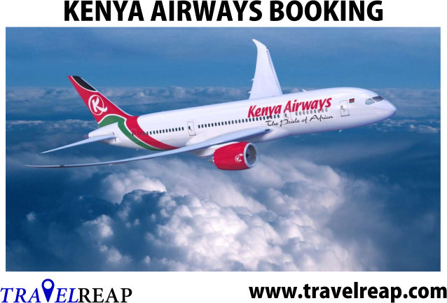 Kenya Airways Nigeria Cheap Flight Online Bookings Check In