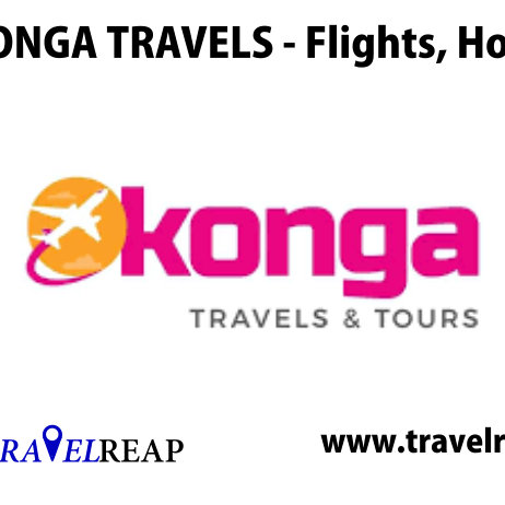 Konga Travels Cheap Flights, Hotel Bookings & Travel Deals