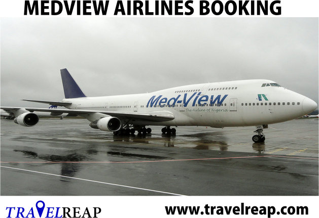 Medview Airlines Bookings Flight Ticket Prices in Nigeria
