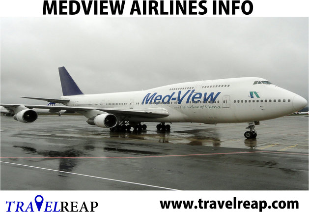 Medview Airlines Nigeria Review, Flight, Office, Check In
