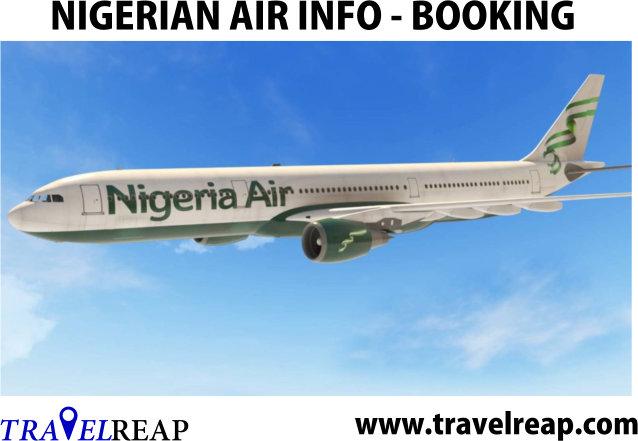 Nigerian Air Online Flight Bookings, Tickets, Schedule, Prices