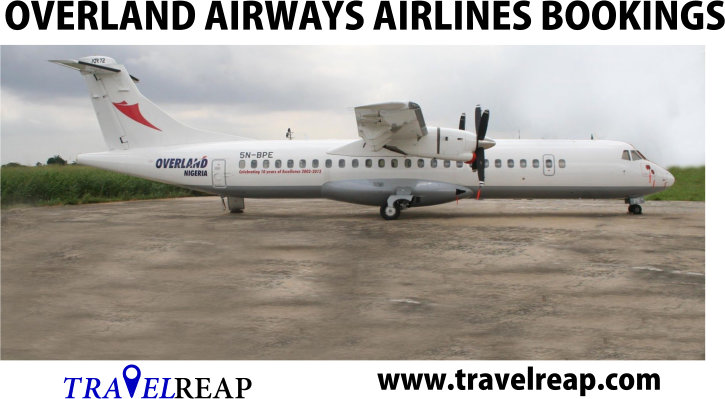 Overland Airways Airlines Bookings, Flight, Ticket, Prices