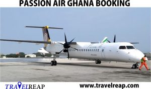 Passion Air Ghana Cheapest Flight Tickets Bookings Now