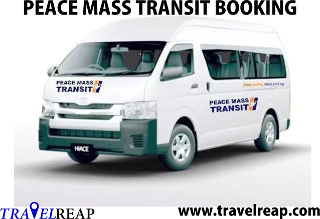 Peace Mass Transit Transport, Online Booking, Price Lists, Parks, Courier