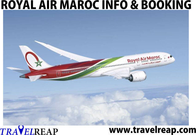 Royal Air Maroc Airline Nigeria Flight Booking, Tickets, Codes