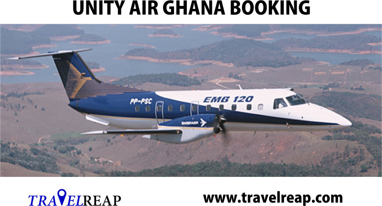 Unity Air Ghana Cheapest Flight Tickets Booking Now