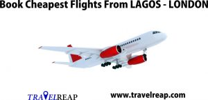 Book Cheapest Flight From Lagos To London